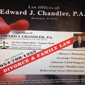 Law:, Office of Edward J Chandler - Pompano Beach, FL