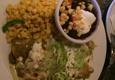 Cinco Mexican Cantina - Atlanta, GA. Chicken Enchiladas with Corn and black beans