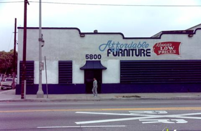 Affordable Furniture   Los Angeles, CA