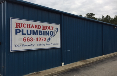 Richard Holt Plumbing - Longview, TX. Call us today - we are ready to help you !!!