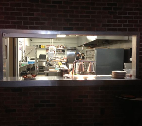 Stell's Bar & Grill - Los Angeles, CA. Where the magic happens...the kitchen!