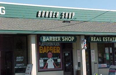 Jefferson Plaza Barber Shop - Redwood City, CA