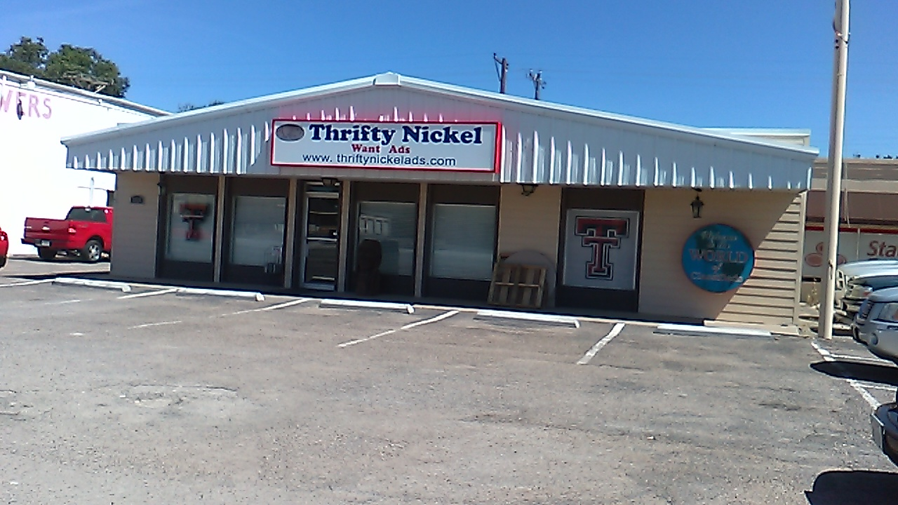 Thrifty Nickel 3524 34th St Lubbock Tx 79410 Yp Com