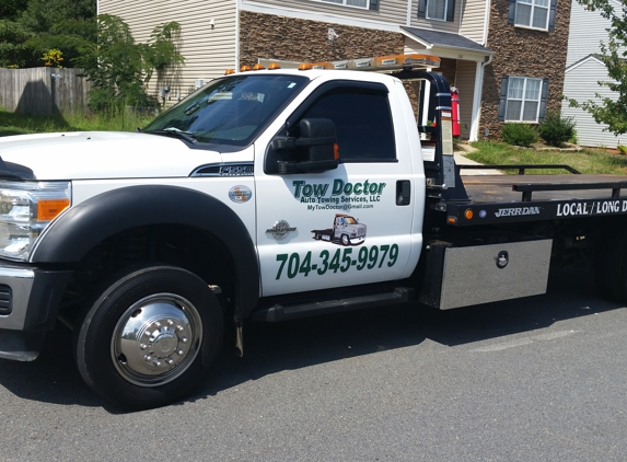 Tow Doctor, 24/7 Tow Truck & Roadside Assistance