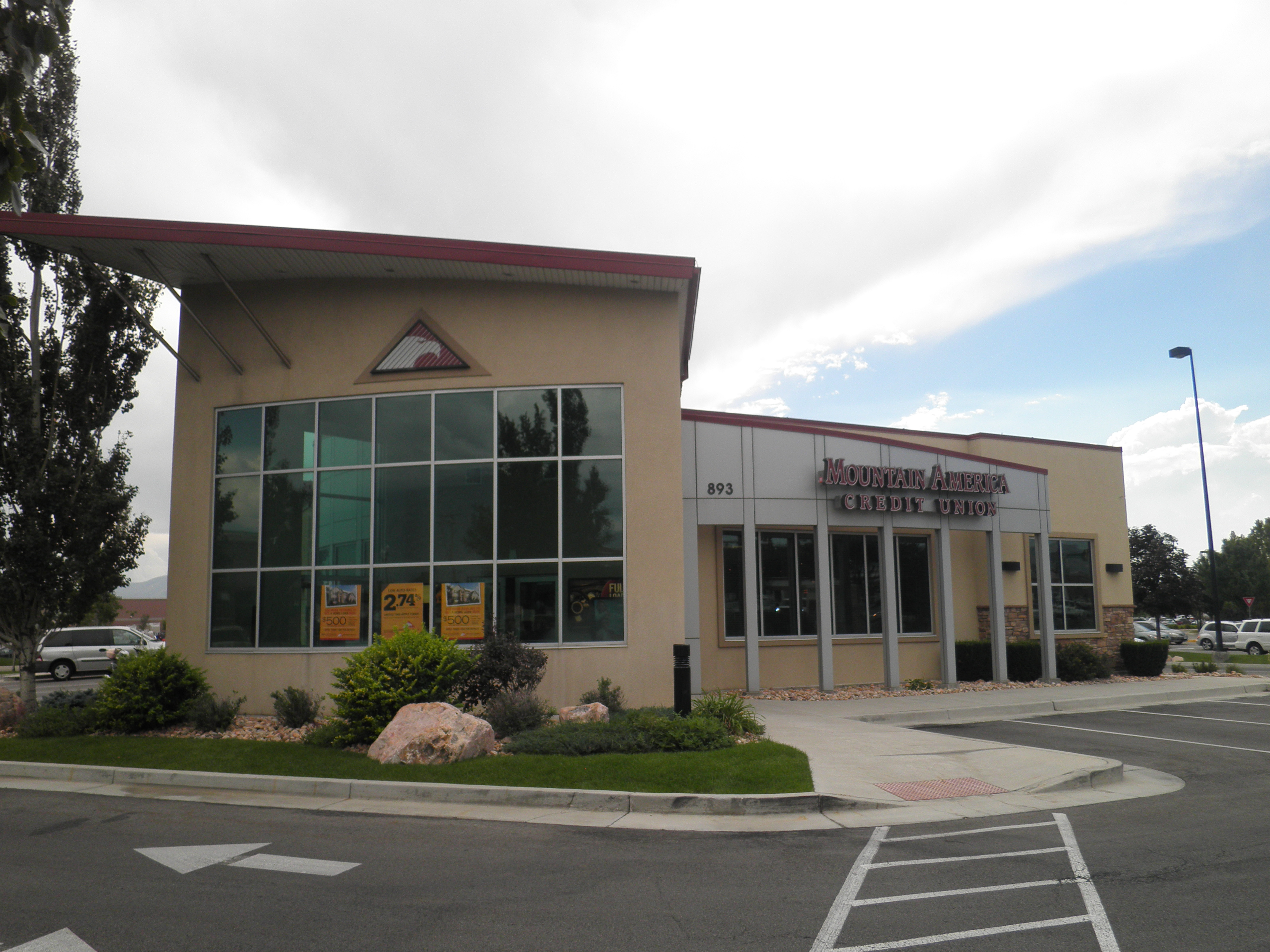 mountain america credit union 1818 w highway 40, vernal, ut 84078
