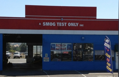 A Smog Test Only INC - Santa Rosa, CA