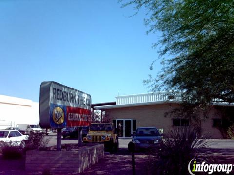 Redburn Tire Co 3775 E 43rd Pl Tucson Az 85713 Yp Com