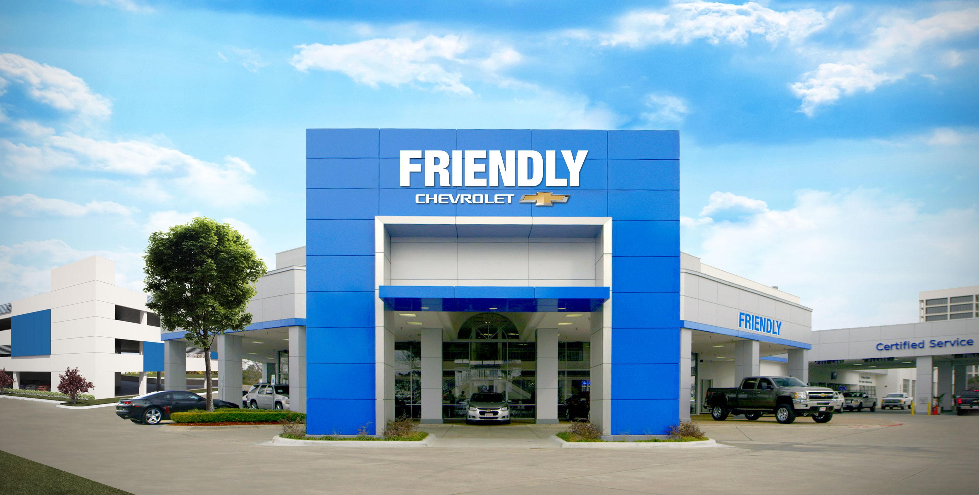 Chevy Dealership Dallas Tx >> Friendly Chevrolet 2754 N Stemmons Fwy Dallas Tx 75207