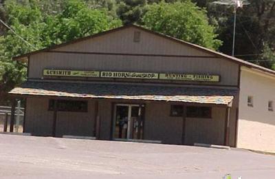 Bighorn Gunshop - El Dorado, CA