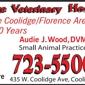 Coolidge Veterinary Hospital - Coolidge, AZ