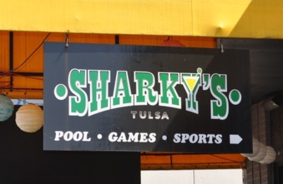 Sharky's Entertainment Emporium 3415 S Peoria Ave, Tulsa, OK