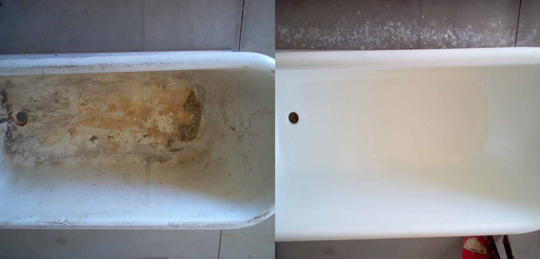 Westchester Bathtub Reglazing & Tile Reglazing aka Bathtub ...