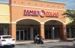 SOLD: Neighborhood Shopping Center with +/- 44,000 SF Family Dollar Anchored, on US-1