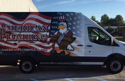 American Plumbing Co. On our way!