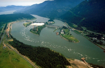 Bonneville Lock and Dam - www.nwp.usace.army.mil, OR