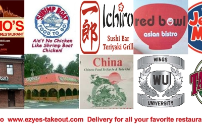 Ezy E S Takeout Delivery 1336 Park View Ct Rock Hill Sc 29732 Yp Com