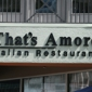 That's Amore Restaurant - Tampa, FL