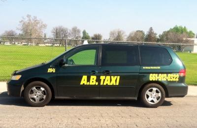 A.B. Taxi - Bakersfield, CA