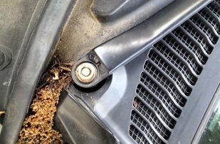 $70 wiper nut tightened