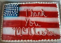 Classi Taxi - Mcalester, OK. 1st Annual Customer Appreciation Bar-B-Que,  April 24, 2016