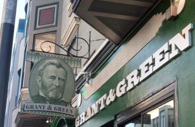 Grant & Green Saloon - San Francisco, CA