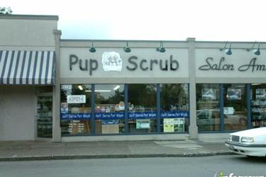 Pup Scrub