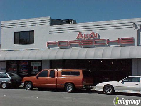 Rector Motor Car Company 1010 Cadillac Way, Burlingame, CA ...