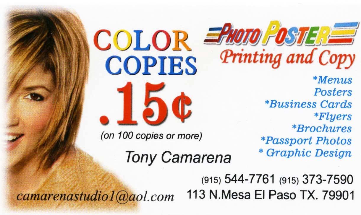 Photo Poster 113 N Mesa St, El Paso, TX 79901 - YP.com