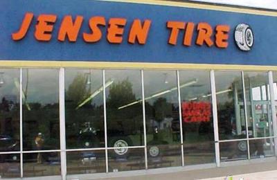 Jensen Tire & Auto - Council Bluffs, IA