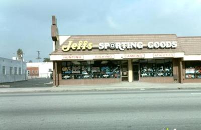 Jeffs Sporting Goods - San Gabriel, CA