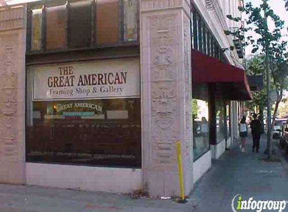 Great American Framing Co & Gallery - Palo Alto, CA