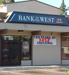 Bank of the West - Forestville, CA