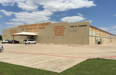Unclaimed Freight Company - Arlington, TX