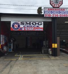 American Smog Check Center Inc. - Lawndale, CA