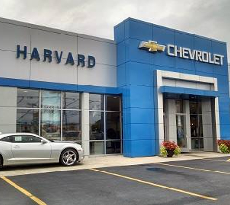 Harvard Chevrolet-Buick-Gmc - Harvard, IL