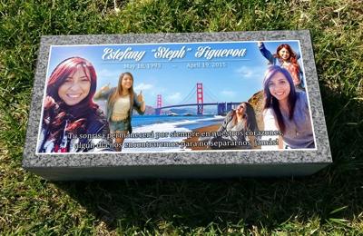 Rico's Memorial Stones - Fresno, CA