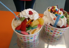 Frozen Yogurt Castle - Fresno, CA