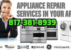 Sears Appliance Repair - Dallas, TX