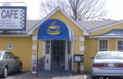Blue Plate Cafe - Memphis, TN