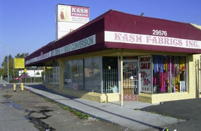 Kash Fabrics - Hayward, CA