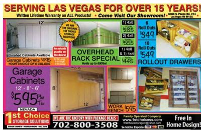 1st Choice Storage Solutions   Las Vegas, NV