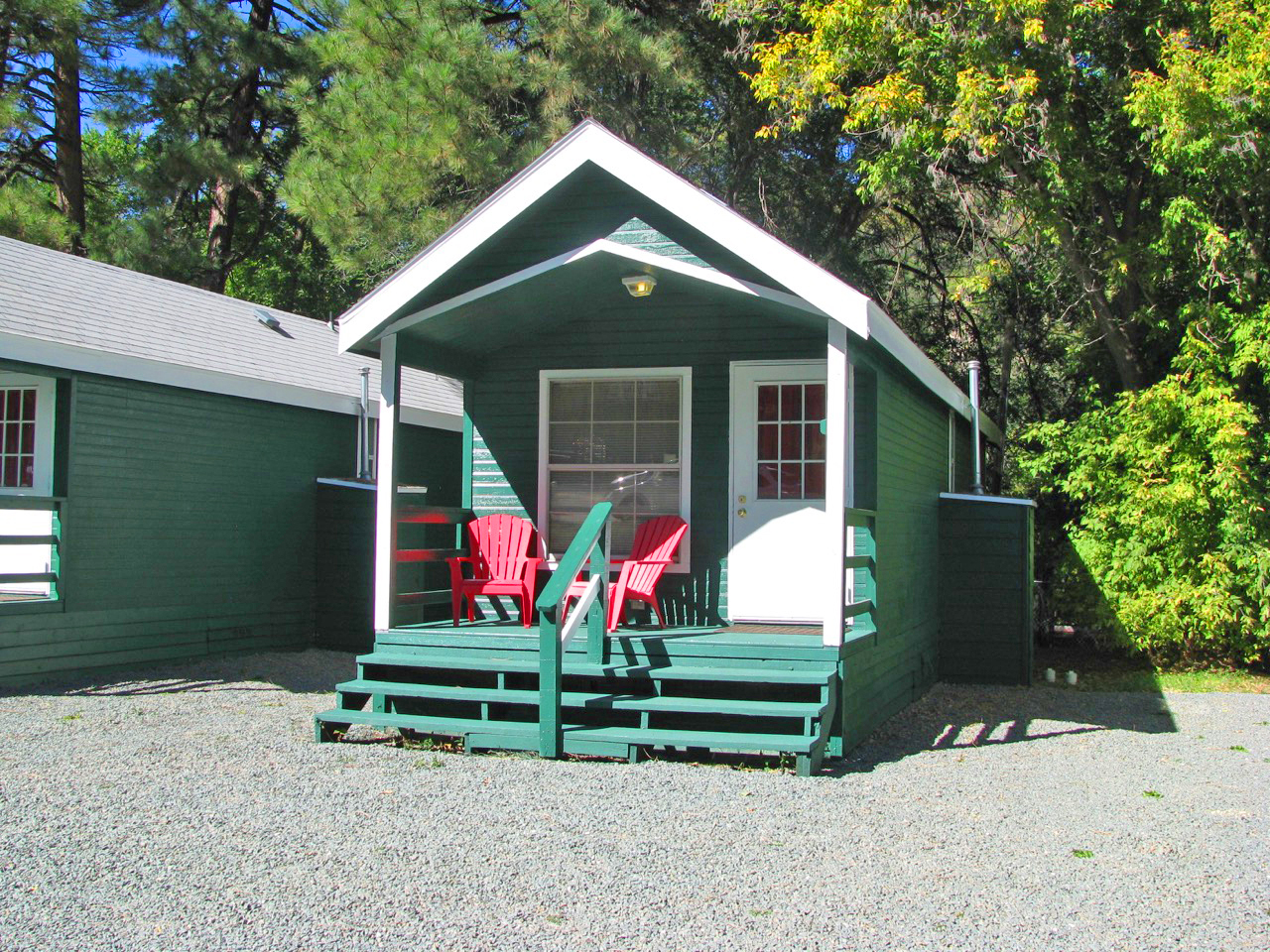 Cottage Central Cabins, Ruidoso NM