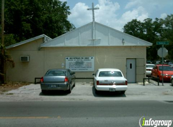 Holy Outreach Church - Tampa, FL