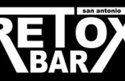 Retox Bar - San Antonio, TX