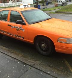 Orange Cab - Lakewood, WA