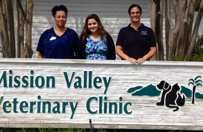 Mission Valley Veterinary Clinic - Fremont, CA