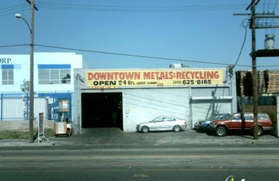 Downtown Metals & Recycling Center - Los Angeles, CA