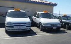 Desert Sun Cab