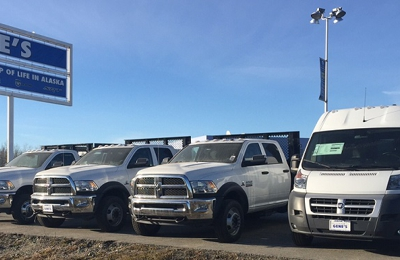 Gene's Chrysler Center - Fairbanks, AK