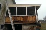 Siding Repair Project